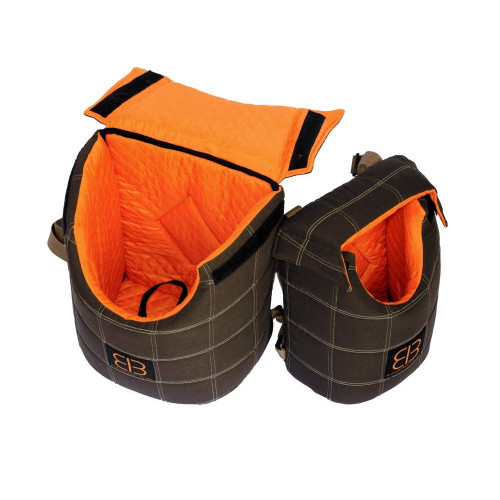small or large dog carrier backpack style or front facing