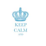 Keep Calm and Design your Own Mug