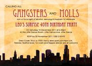 1920s Birthday Party Invitation