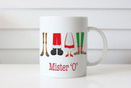 Christmas Personalised Mugs for sale online in Australia. Delivery to Melbourne, Brisbane, Sydney, Canberra