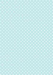 Blue Polka Dot  Photography Background