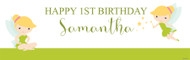 Tinkerbell Birthday Party Banner