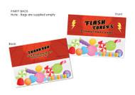 Flash Superhero Lollybag Toppers