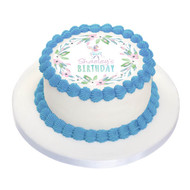 Personalized Name Edible Images Australia Personalized