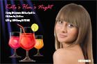 Cocktail Hens Night Invitation